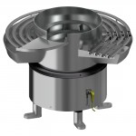 Vibrating bowl feeder